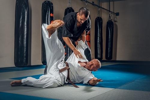 un bon tatami de judo